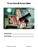 Sir Isaac Newton & His Laws of Motion Book