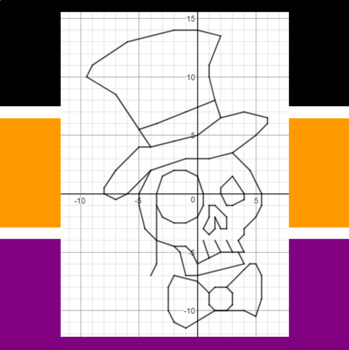 Sir Spooky - A Math-Then-Graph Activity - Solve 15 Systems