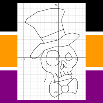 Sir Spooky - A Math-Then-Graph Activity - Solve 30 Systems