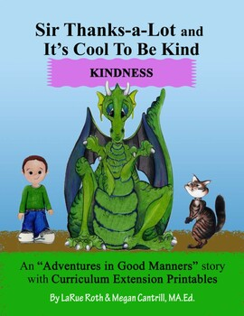 Sir Thanks-a-Lot and It's Cool to Be Kind BUNDLE