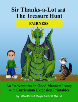 Sir Thanks-a-Lot and the Treasure Hunt BUNDLE