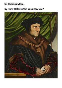 Sir Thomas More Handout