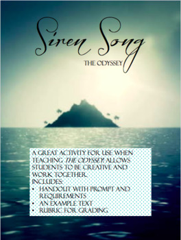 Siren Song: The Odyssey Assignment and Activity
