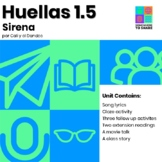Sirena by Cali y el Dandee Song of the Week and Movie Talk