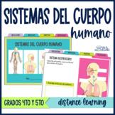 Sistemas del cuerpo Humano| Spanish Human Body Systems