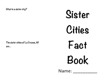 Sister City Fact Book