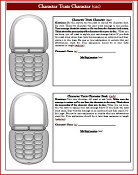 Sisters Grimm Fairy Tale Detectives Sending Text Message Activities