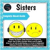 Sisters by Raina Telgemeier Novel Study
