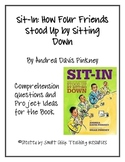 """Sit-In: How Four Friends Stood Up by Sitting Down"", Ques. & Projects"