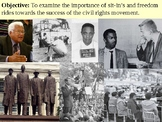Sit-Ins and Freedom Rides PowerPoint Presentation