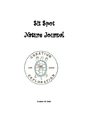 Sit Spot Nature Journal (Reproducible Pages)