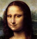 Sit like the Mona Lisa