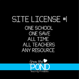 Site License From the Pond Teaching Resources