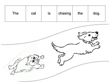 Site words describing semantically reversible sentences