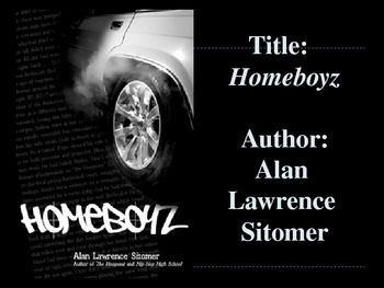 Sitomer's Homeboyz (Daily Reading Quizzes)