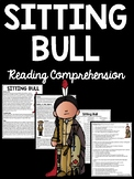 Sitting Bull Reading Comprehension; Native Americans, Battle of Little Bighorn