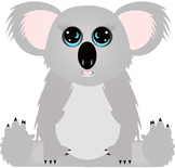 Sitting Koalas