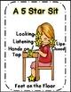 Classroom Management for preschool, kindergarten, first grade