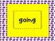 Sitton Spelling Unit 5 Printable