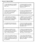 Situaciones - Diálogos por teléfono (Phone Dialogue Situation Cards)