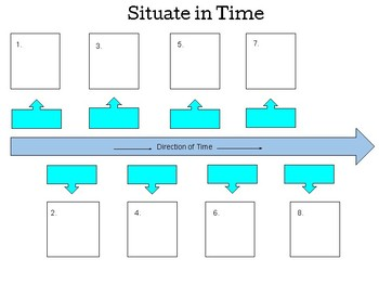Situate in Time: Timeline Template