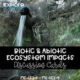 Activity Pack: Situation Cards - Changes in Ecosystems (Biotic)