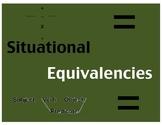 Situational Equivalencies