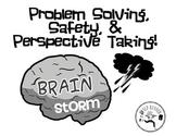 Situational Problem Solving for Upper Grades - Brain Storm!