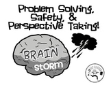 Situational Problem Solving for Upper Grades - Brain Storm!