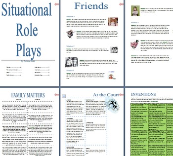 Situational Role Plays
