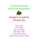 Six Christmas Songs Karaoke Accompaniment Silent Night O H