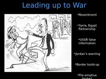 Six Day War Presentation
