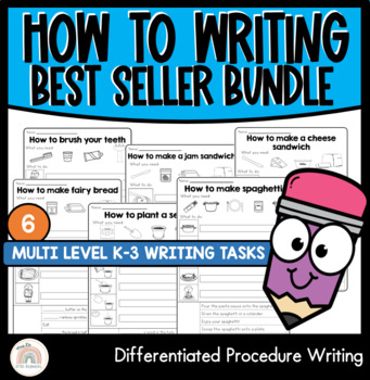 procedural writing for kids