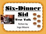 Six-Dinner Sid Text Talk Supplemental Materials