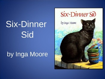 Six Dinner Sid by Inga Moore, Collaborative Conversations, Text Talk