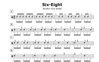 Six-Eight - A Primer: An Introduction to Six-Eight for Young Bands