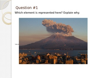 Six Elements of Geography Quiz