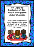 Six Engaging Beginning-of-the-Year Kindergarten Library Lessons
