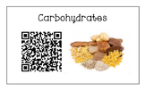 Six Essential Nutrients - Puzzle Introduction Activity with QR Codes [BUNDLE]