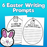 Easter Writing Prompts - FREE!
