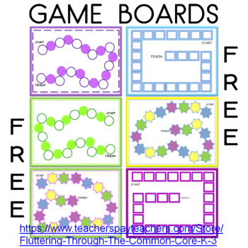 Game Boards free (6)