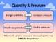 Six Gas Laws PowerPoint Presentation (editable)