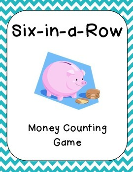 Six-In-A-Row:A Money Counting Game