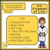 Six Kingdoms of Life Biology Bundle