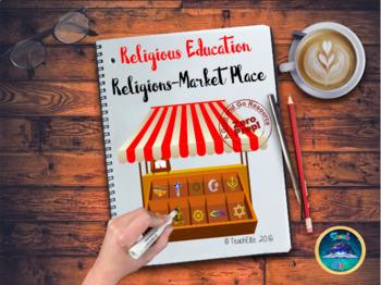 Six Major World Religions - Marketplace
