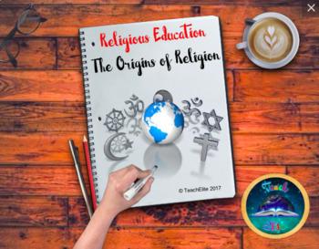 Six Major World Religions Timeline