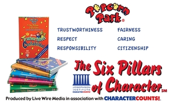 Six Pillars of Character-Video Series with Teacher's Guides (Character Ed / SEL)