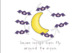 Seven Indigo Bats Early Emergent Reader (Around) - Full Color Version