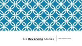 Six Revolving Stories - Earth's Rotation and Revolution Writing Activity