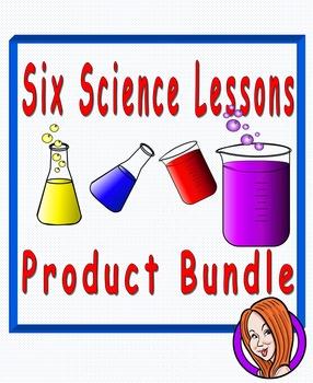 Science Lessons Bundle